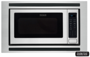 "FPMO209RF Frigidaire 24"" Frigidaire Professional 2.0 Cu. Ft. Built-In Microwave - Stainless Steel"