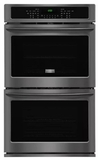 Frigidaire Double Ovens - Black Stainless Steel