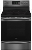 Frigidaire Electric Ranges BLACK STAINLESS STEEL