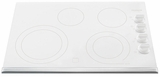 Frigidaire Electric Cooktops WHITE