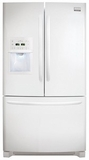 Frigidaire French Door Refrigerators - White