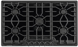 Frigidaire Gas Cooktops BLACK + BLACK/STAINLESS TRIM