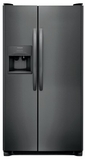 Frigidaire Side-by-Side Refrigerators - Black Stainless Steel