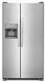 Frigidaire Side-by-Side Refrigerators - Stainless Steel