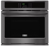 Frigidaire Single Ovens - Black Stainless Steel