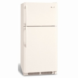 Frigidaire Top Mount Refrigerators BISQUE