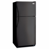 Frigidaire Top Mount Refrigerators BLACK