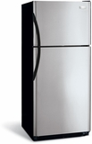Frigidaire Top Mount Refrigerators STAINLESS STEEL