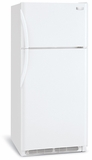 Frigidaire Top Mount Refrigerators WHITE