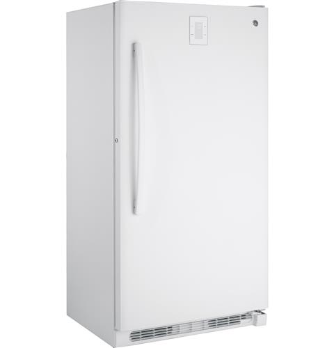 ft frostfree upright freezer with alarm white - Frost Free Freezer
