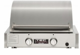 """G2NTFR TEC Infrared 26"""" Sterling G2000 FR Series Natural Gas Built-In Grill with Rapid Preheat and Self-Cleaning Cooking Surface - Stainless Steel"""