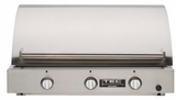 """G3RNTFR TEC Infrared 36"""" Sterling G3000 FR Series Natural Gas Built-In Grill with Rapid Preheat and Self-Cleaning Cooking Surface - Stainless Steel"""