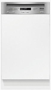 "G4720SCI Mile 18"" Integrated Slimline Dishwasher - Custom Panel"