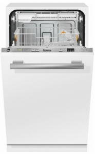 "G4780SCVI Miele 18"" Fully Integrated Dishwasher with QuickIntenseWash and AutoSensor Technology - Custom Panel"