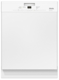"G4926UWH Miele 24"" Full Console Dishwasher with AutoSensor Technology and Double Waterproof System - White"