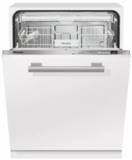 """G4976SCVI Miele 24"""" Fully Integrated Dishwasher with AutoSensor Technology and Double Waterproof System  - Custom Panel"""