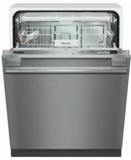 """G4976SCVISF Miele 24"""" Fully Integrated Dishwasher with AutoSensor Technology and CleanAir Drying   - Clean Touch Stainless Steel"""