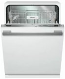 """G4976VI Miele 24"""" Fully Integrated Dishwasher with AutoSensor Technology and CleanAir Drying - Custom Panel"""