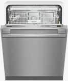 "G4977SCVISF Miele 24"" Fully-Integrated Full-Size Dishwasher with Hidden Control Panel and CleanTouch - Stainless Steel"