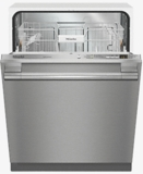 "G4977VISF Miele 24"" Fully-Integrated Full-Size Dishwasher with Hidden Control Panel and CleanTouch - Stainless Steel"