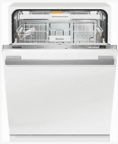 "G4993SCVI Miele 24"" Fully - Integrated ADA Dishwasher with Hidden Control Panel and Cutlery Tray - Custom Panel"