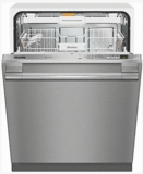 "G4998SCVISF Miele 24"" Fully-Integrated Full-Size Dishwasher with Hidden Control Panel and Cutlery Tray - Stainless Steel"