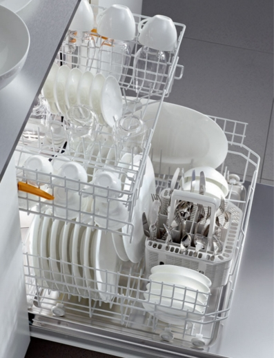 G6365scvisf Miele Futura Dimension Series Pre Finished Dishwasher With Flexitimer Cutlery Tray Clean Touch Stainless Steel