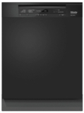 "G6745SCUBL Miele 24"" Full Console Dishwasher with AutoSensor Technology and QuickIntenseWash - Black"