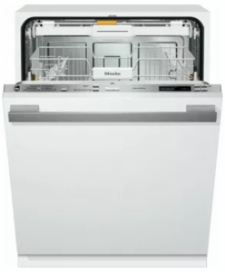 """G6785SCVI Miele 24"""" Fully Integrated Dishwasher with 3D Cutlery Tray and AutoSensor Technology - Custom Panel"""