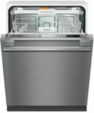 "G6785SCVISF Miele 24"" Fully Integrated Dishwasher with 3D Cutlery Tray and AutoSensor Technology - Stainless Steel"