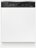 """G6835SCISS Miele 24"""" Lumen Series Built In Fully Integrated Dishwasher with 12 Wash Cycles and 3D+ Cutlery Tray - Stainless Steel"""