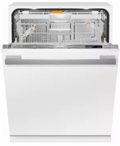 """G6875SCVI Miele 24"""" Fully Integrated Dishwasher with 3D+ Cutlery Tray and EcoTech Heat Storage - Custom Panel"""