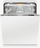 "G6880SCVI Miele 24"" Lumen Series Built In Fully Integrated Dishwasher with Knock2Open  and AutoSensor Technology - Custom Panel"