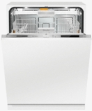 "G6987SCVI Miele 24"" Fully Integrated Dishwasher with Hidden Control Panel and  Knock2Open - Custom Panel"