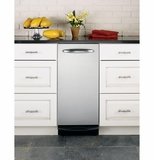 """GCG1580RSS GE Profile 15"""" Built-In Compactor - Stainless Steel"""