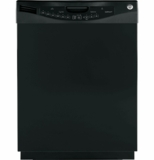 GE Dishwashers  BLACK
