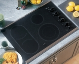 GE Electric Cooktops