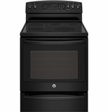 GE Electric Free-Standing Ranges - BLACK