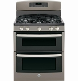 GE Freestanding Gas Ranges SLATE and BLACK SLATE