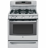 GE Freestanding Gas Ranges STAINLESS STEEL