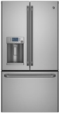 GE French Door Refrigerators - Stainless Steel