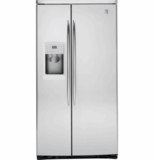 GE Side By Side - STAINLESS STEEL