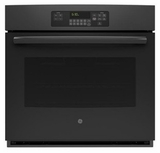 GE Single Ovens BLACK