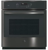 GE Single Ovens BLACK STAINLESS STEEL