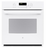 GE Single Ovens WHITE