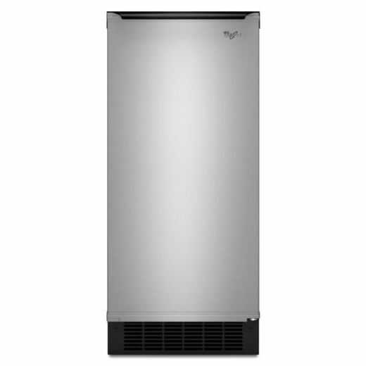 Gi15ndxzs Whirlpool Gold 15 Inch Ice Maker With Reversible