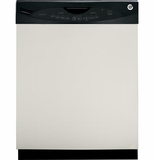 GLDA696FSS GE Tall Tub Built-In Dishwasher with Annealed Stainless Steel Interior - Stainless Steel
