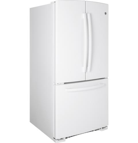 Charmant Ft. French Door Refrigerator With Internal Water Dispenser   White