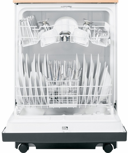 gsc3500dbb ge convertible portable dishwasher black - Portable Dishwasher