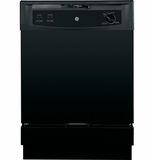 GSM2200VBB GE Spacemaker Under the Sink Dishwasher - Black